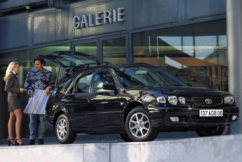 Toyota Corolla 8 поколение E110 [рестайлинг] (1999-2002) Универсал