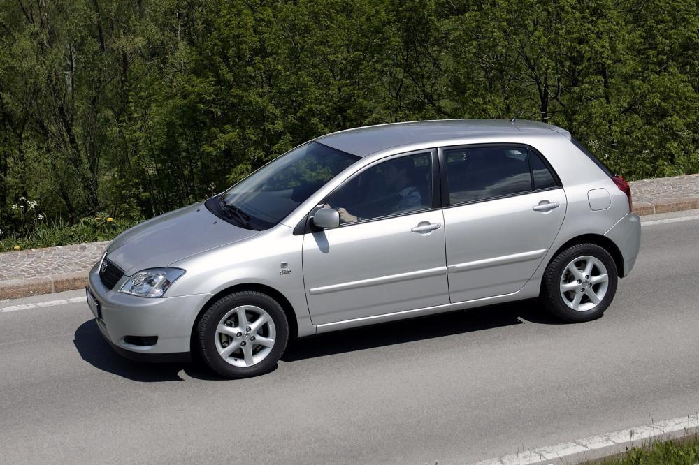 Toyota Corolla 9 поколение E120 (2000-2004) Хетчбэк 5-дв.