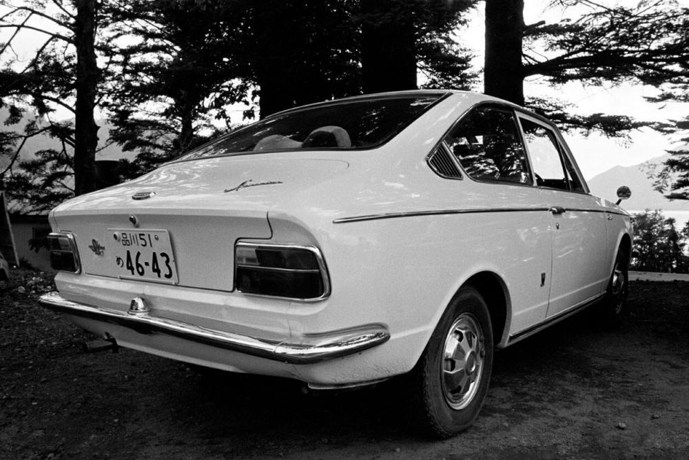 Toyota Corolla 1 поколение E10 (1966-1970) Sprinter купе