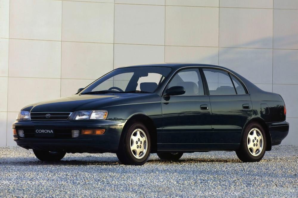 Toyota Corona 9 поколение T190 (1992-1998) Седан