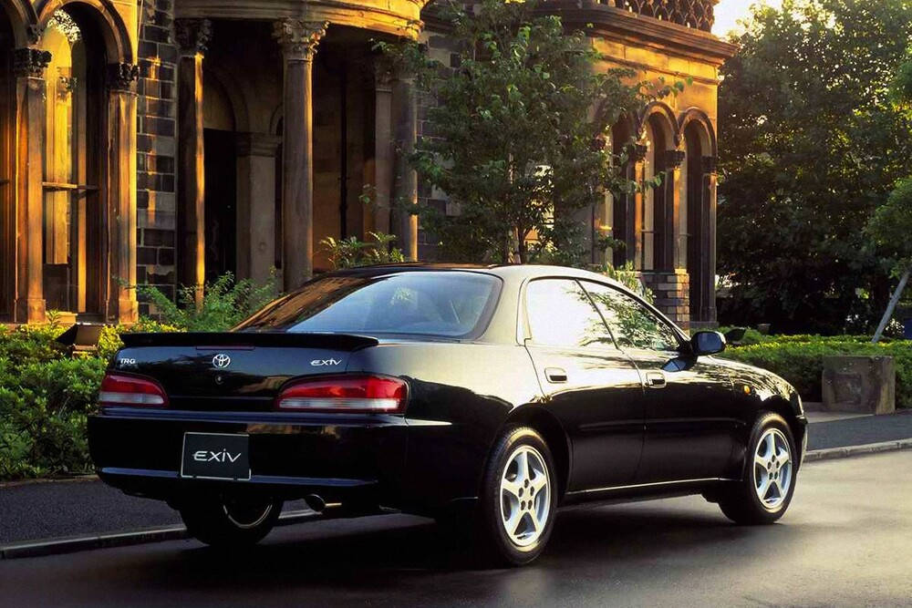 Toyota Corona T190/ST200 (1993-1998) EXiV седан 4-дв.