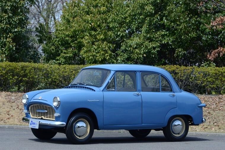 Toyota Corona 1 поколение T10 (1957-1960) Седан