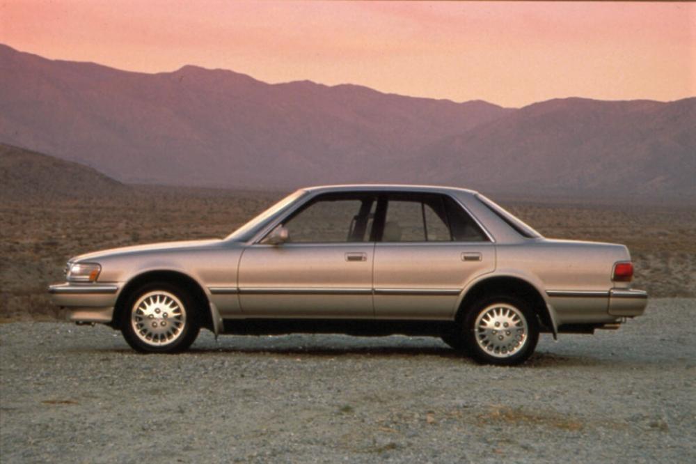 Toyota Cressida 4 поколение X80 (1988-1991) Седан