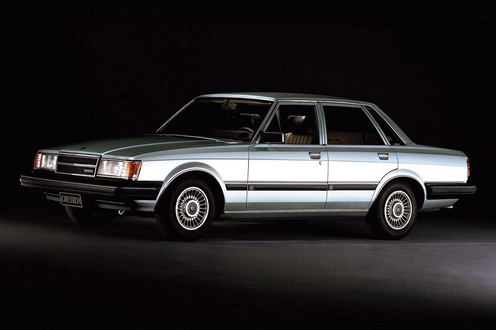 Toyota Cressida 2 поколение X60 (1980-1984) Седан 4-дв.