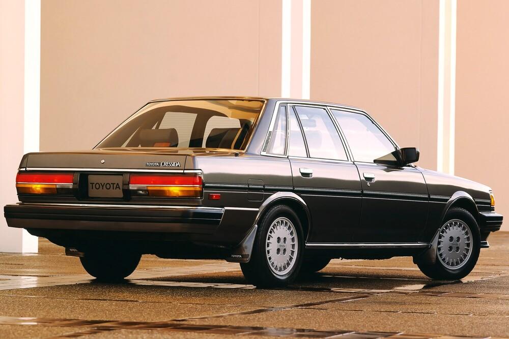 Toyota Cressida 3 поколение X70 (1984-1988) Седан