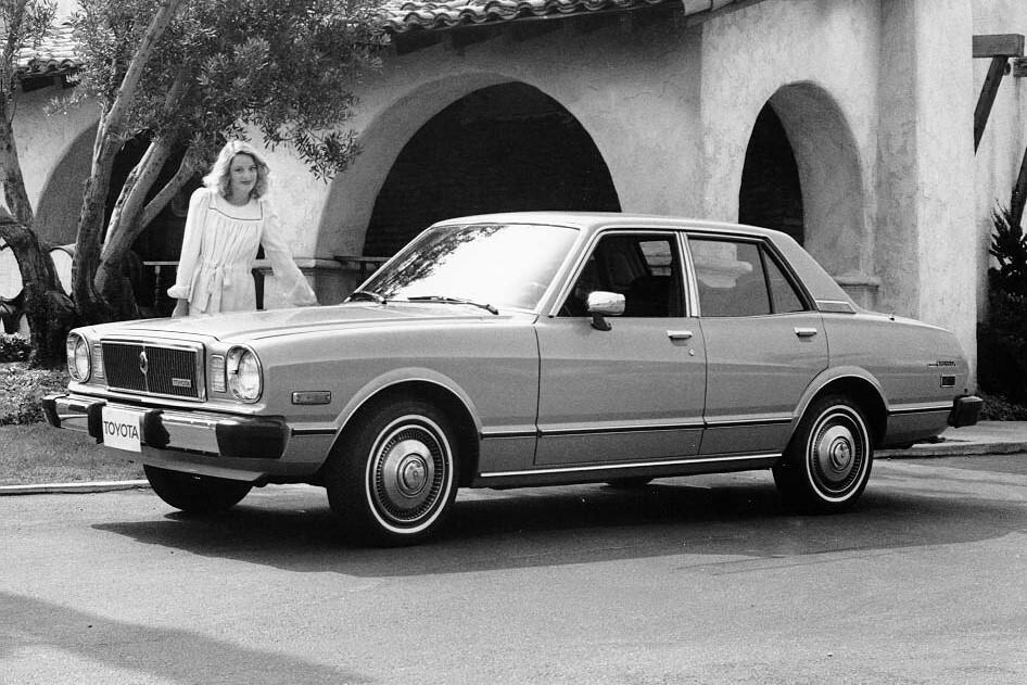 Toyota Cressida 1 поколение X30 [рестайлинг] (1979-1980) Седан
