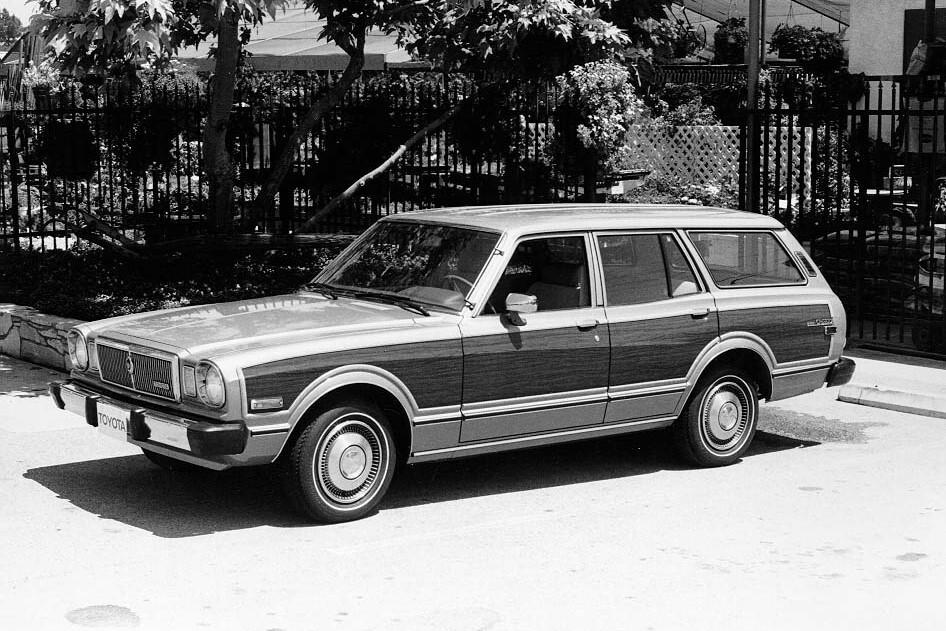 Toyota Cressida 1 поколение X30 [рестайлинг] (1979-1980) Универсал