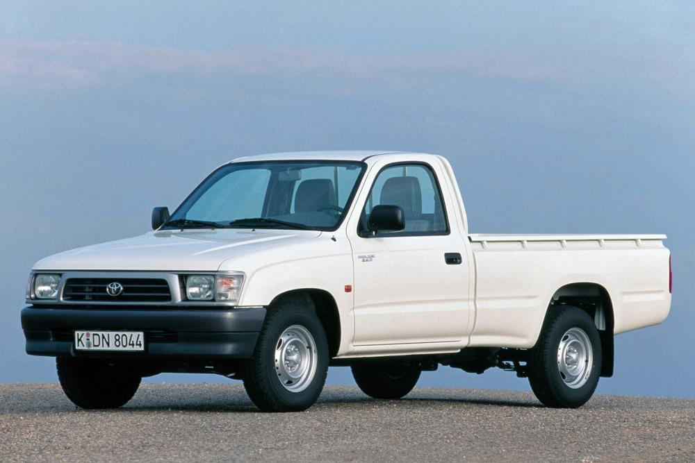 Toyota Hilux 6 поколение (1997-2001) Пикап 2-дв.