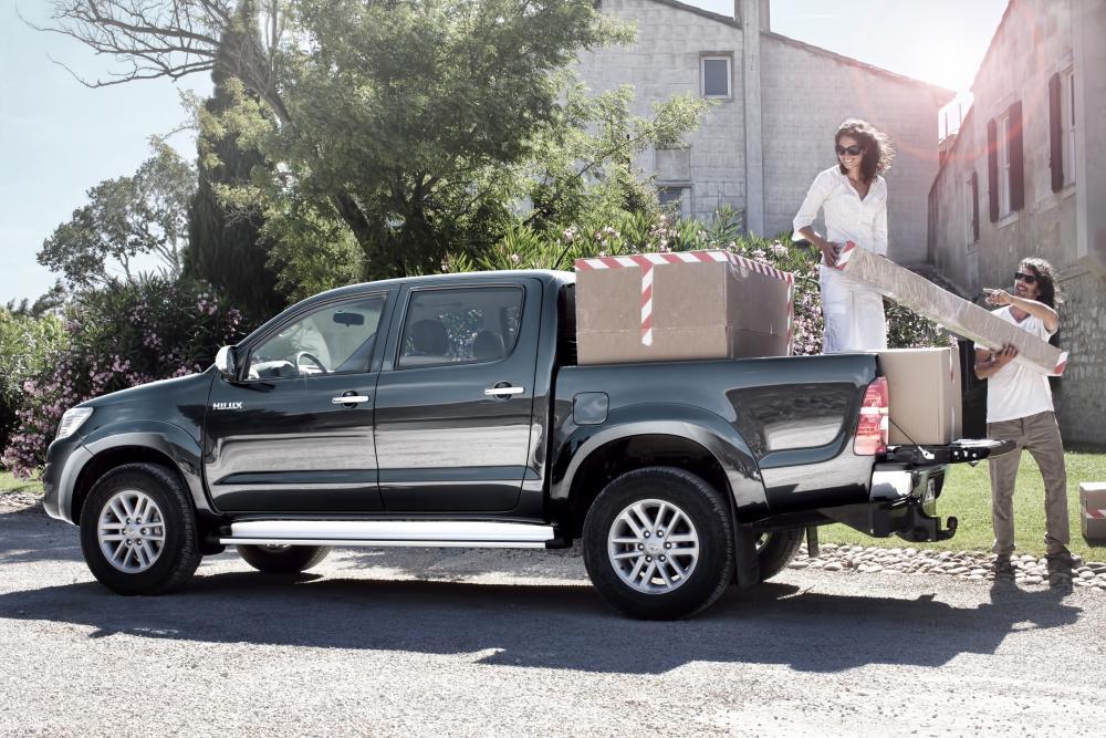 Toyota Hilux 7 поколение 2-й рестайлинг