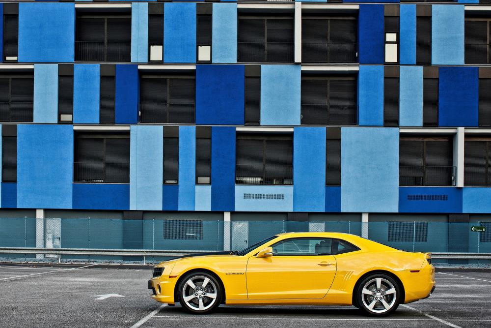 Chevrolet Camaro 5 поколение Купе 2-дв.