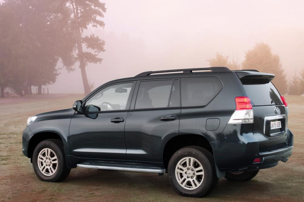 Toyota Land Cruiser Prado J150 (2009-2013) Внедорожник