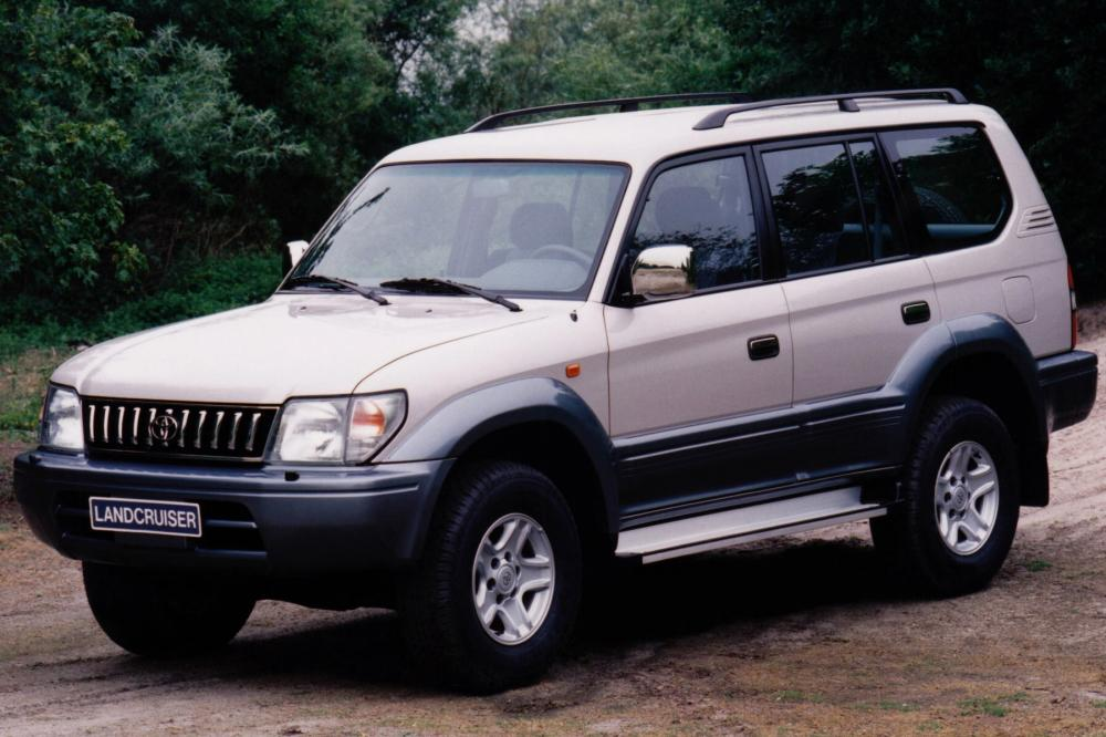 Toyota Land Cruiser Prado J90 (1996-2000) Внедорожник 5-дв.