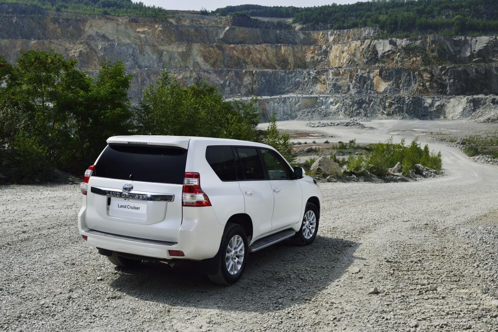 Toyota Land Cruiser Prado J150 [рестайлинг] (2013) Внедорожник 5-дв.
