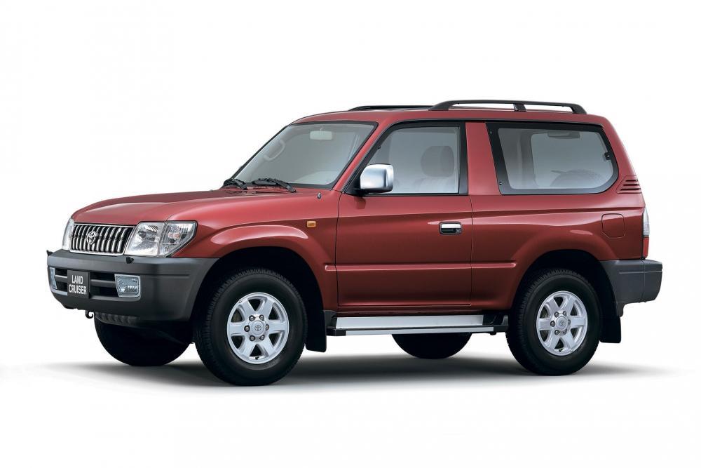 Toyota Land Cruiser Prado J90 [рестайлинг] (1999-2002) Внедорожник 3-дв.