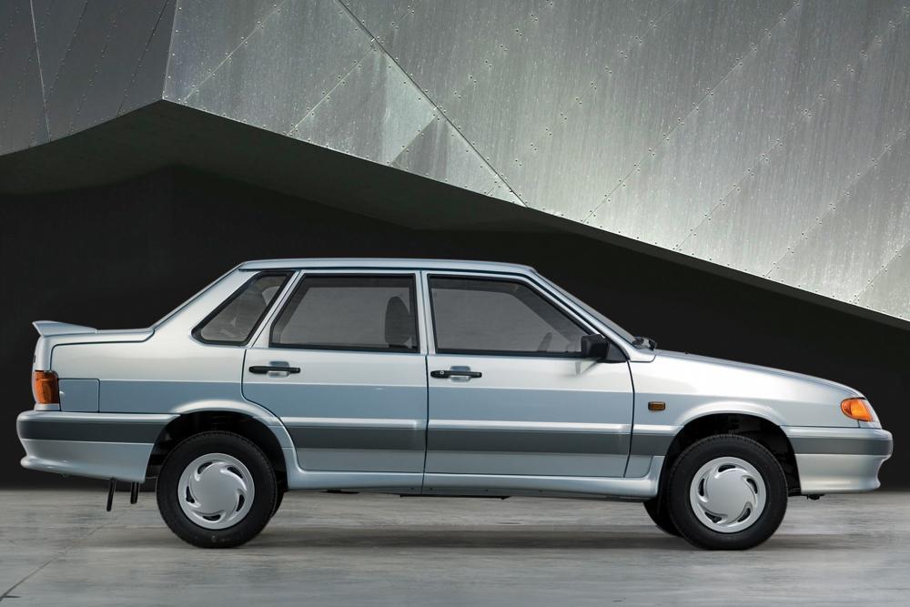 ВАЗ (Lada) 2115 1 поколение (1997-2012) Седан
