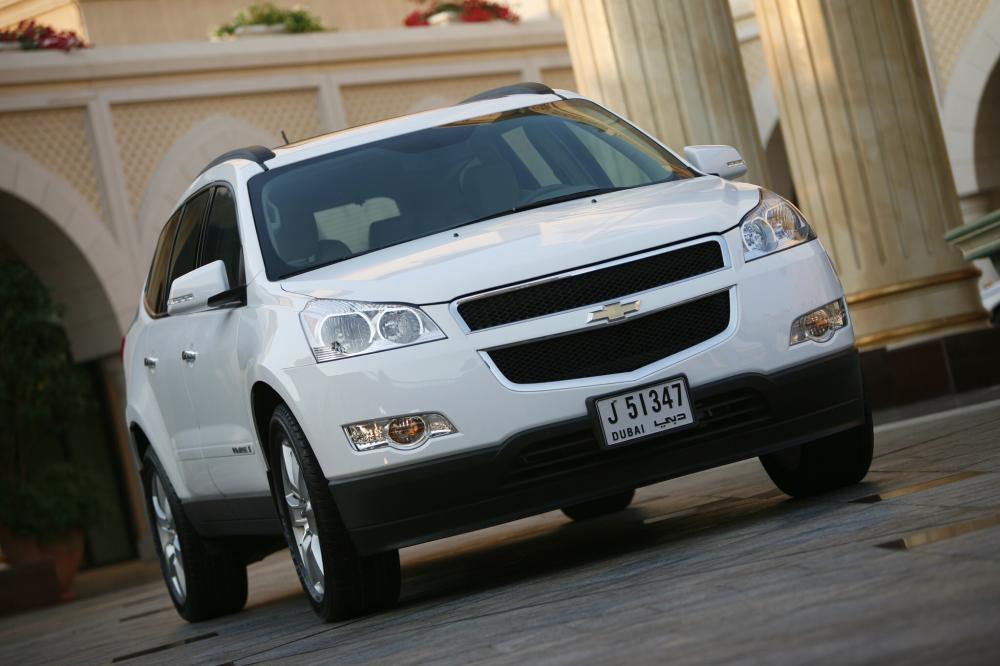 Chevrolet Traverse 1 поколение