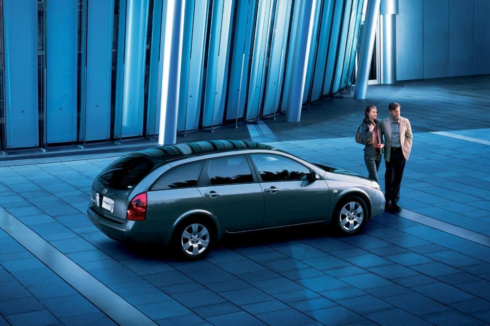 Nissan Primera 3 поколение P12 (2001-2008) Универсал