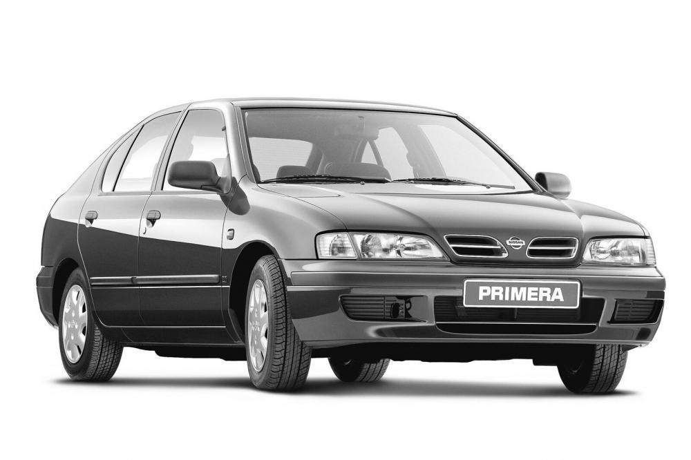 Nissan Primera 2 поколение P11 (1996-2000) Лифтбэк