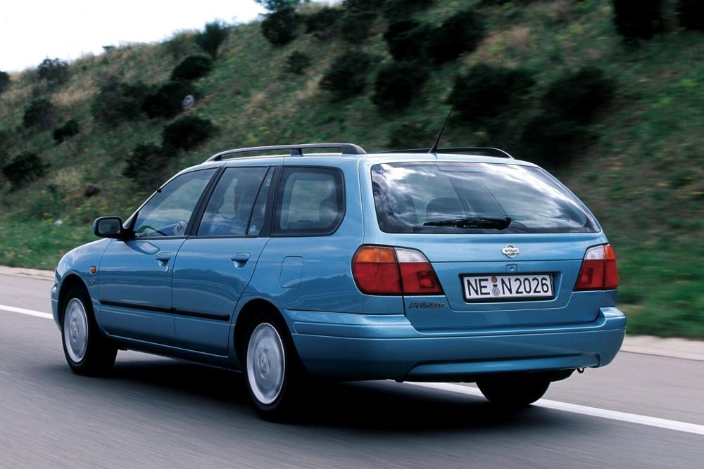 Nissan Primera 2 поколение P11 (1996-2000) Универсал