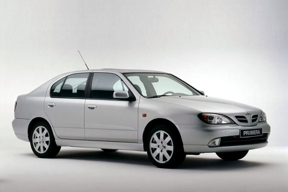 Nissan Primera 2 поколение P11 [рестайлинг] (1999-2002) Лифтбэк