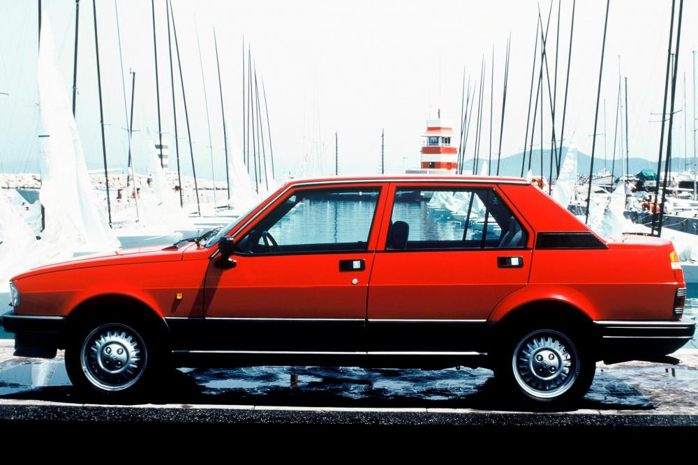 Alfa Romeo Giulietta 116 2-й рестайлинг Седан