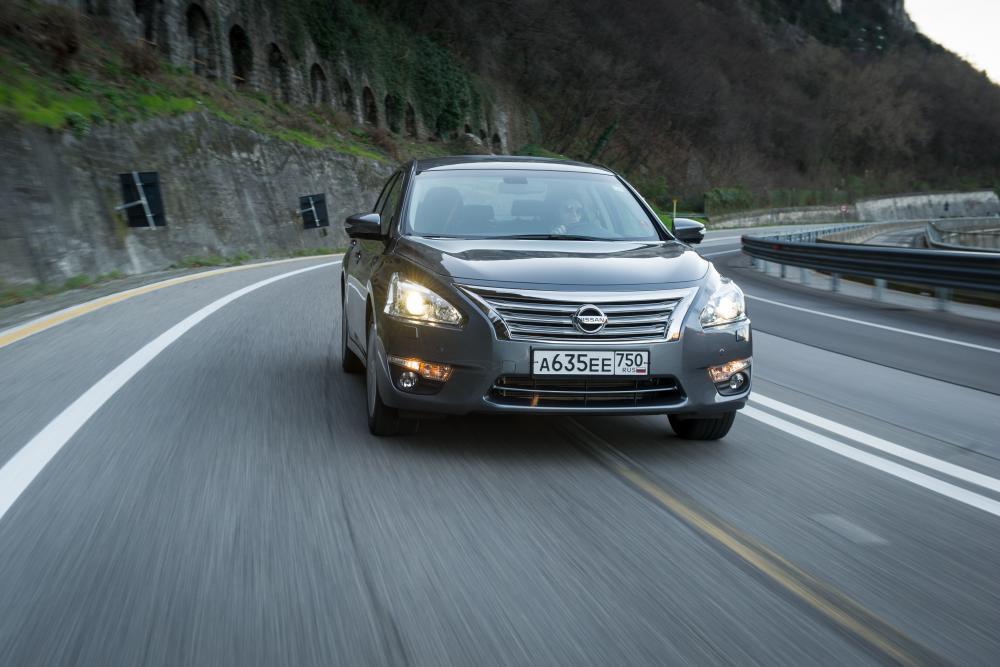 Nissan Teana 3 поколение L33