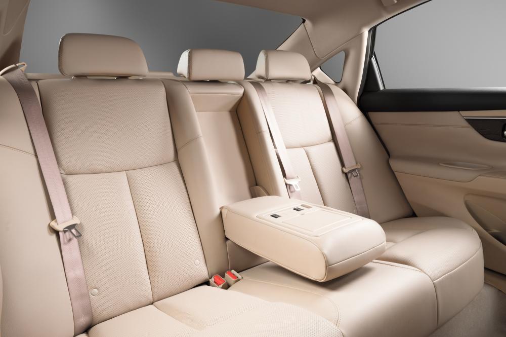 Nissan Teana 3 поколение L33 интерьер