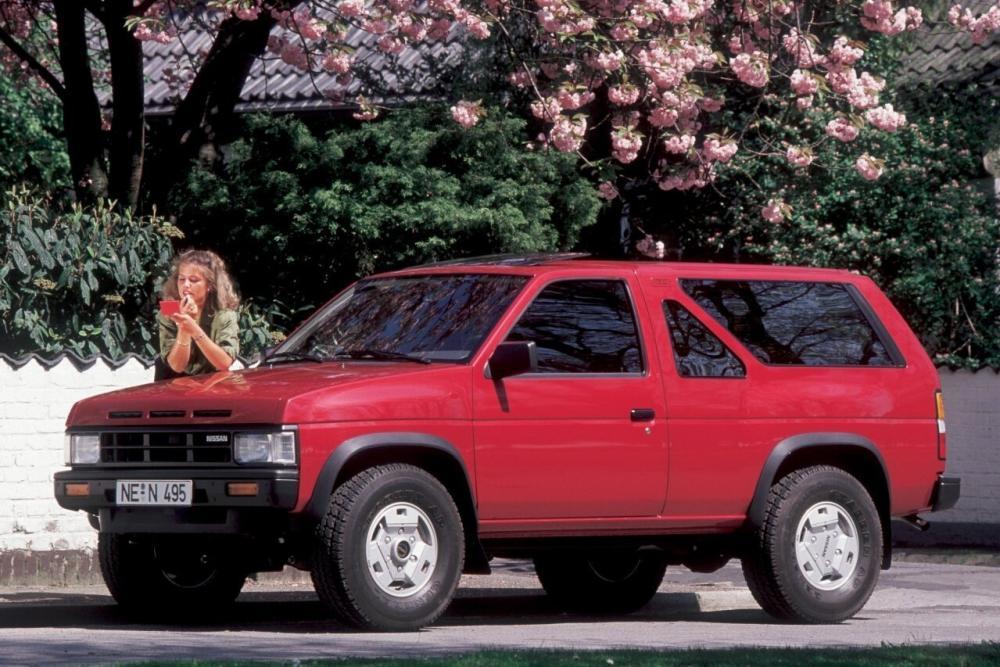 Nissan Terrano WD21 Внедорожник 3-дв.
