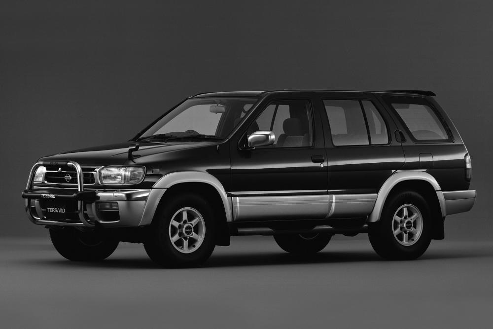 Nissan Terrano R50 Внедорожник 5-дв.