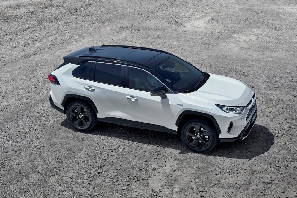Toyota RAV4 5 поколение (2019) Кроссовер