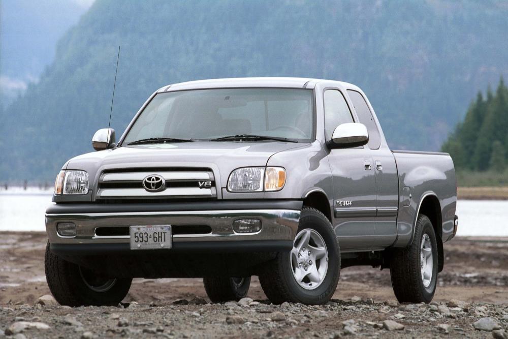 Toyota Tundra 1 поколение [рестайлинг] (2003-2006) Access Cab пикап 4-дв.