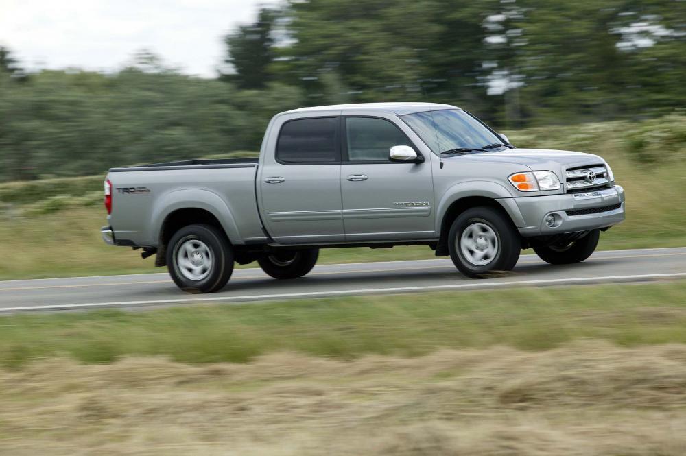 Toyota Tundra 1 поколение [рестайлинг] (2003-2006) Double Cab пикап 4-дв.