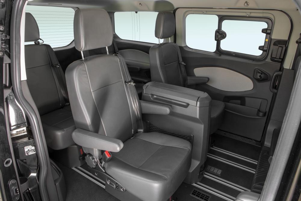 Ford Tourneo Custom 1 поколение Минивэн интерьер