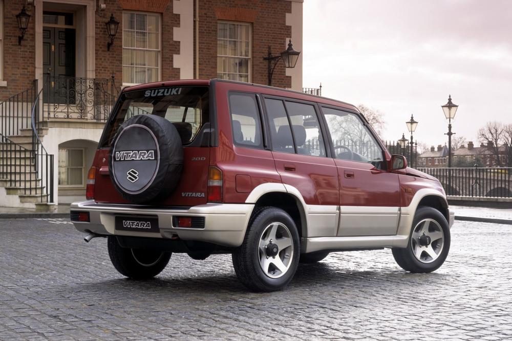 Suzuki Vitara 1 поколение TA Внедорожник 5-дв.