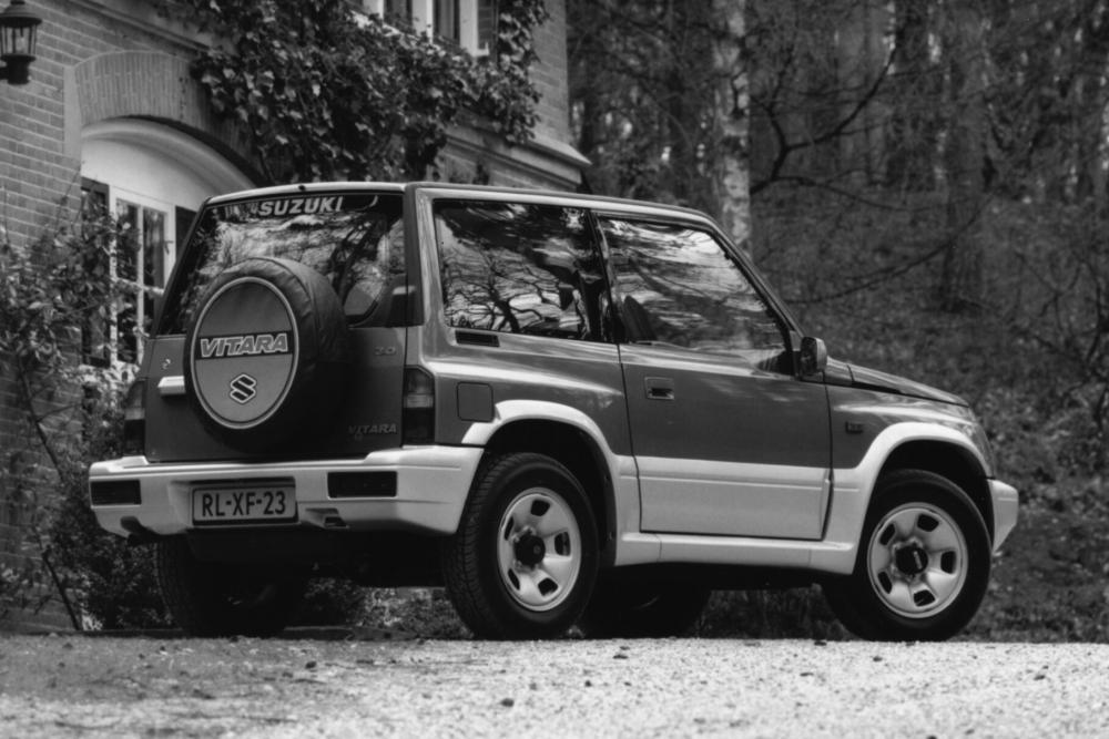 Suzuki Vitara 1 поколение TA Внедорожник 3 дв.