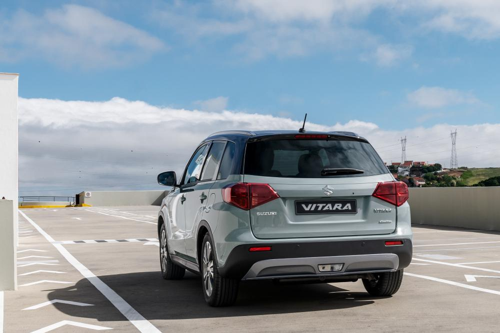 Suzuki Vitara 2 поколение рестайлинг