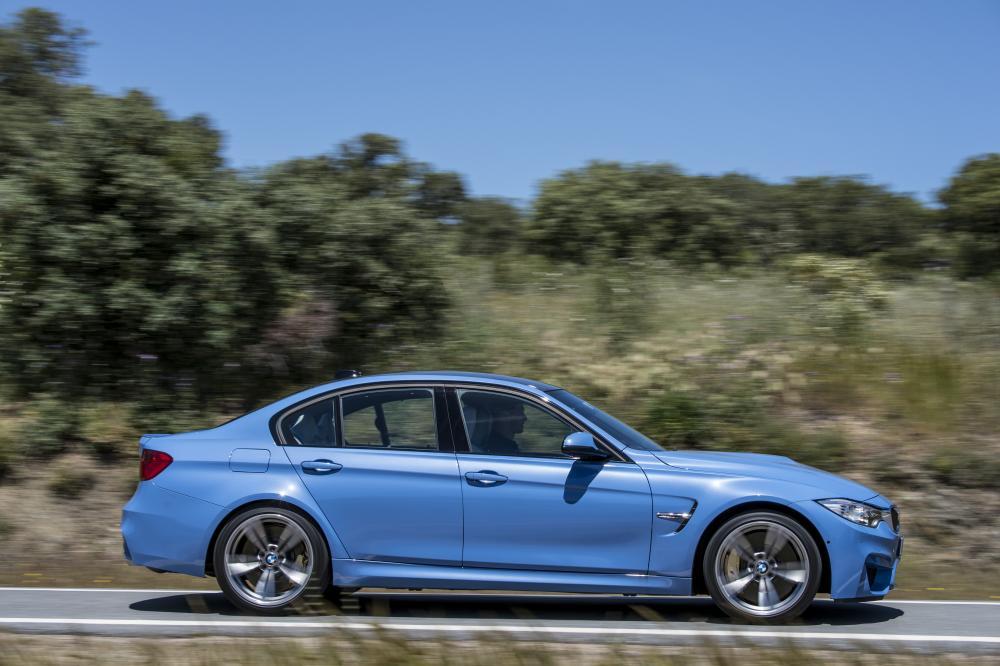 BMW M3 F80 (2013 - 2018) Седан