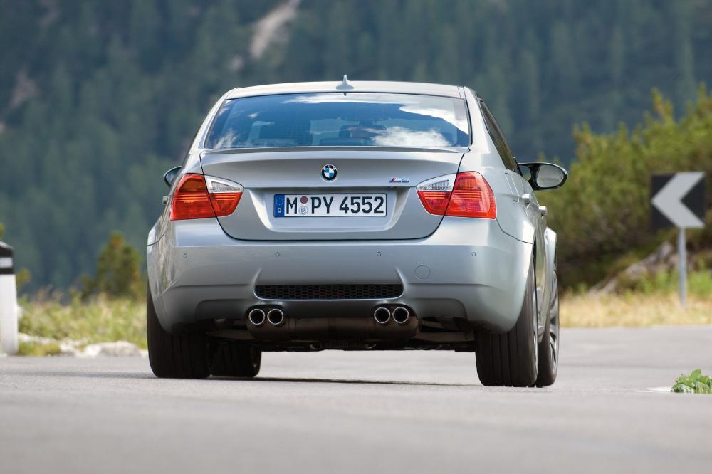 BMW M3 E90 (2007-2013) Седан