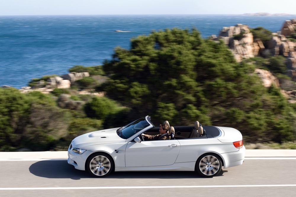 BMW M3 E93 (2008-2013) Кабриолет