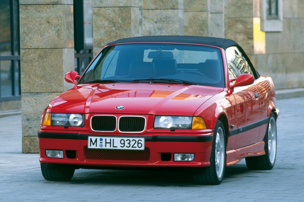 BMW M3 E36 (1994-1999) Кабриолет
