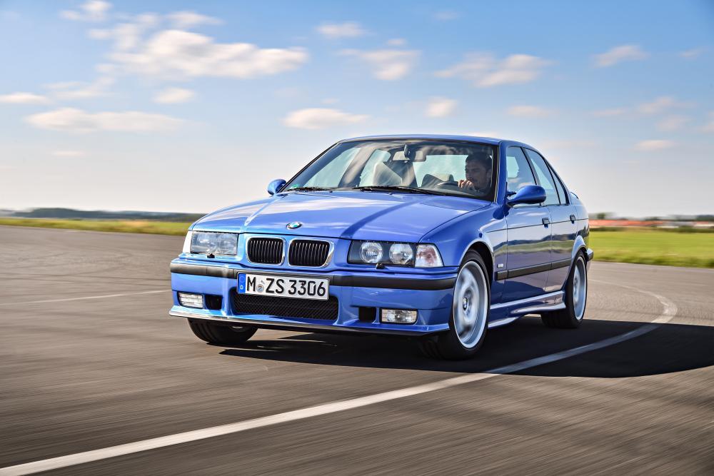 BMW M3 E36 (1994-1999) Седан