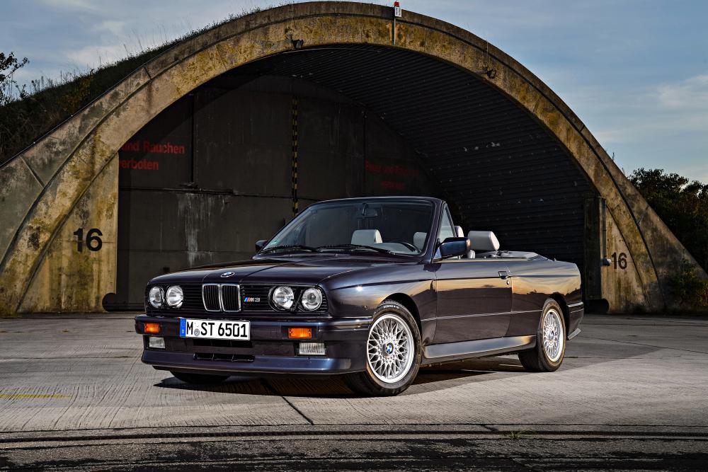 BMW M3 E30 (1988-1991) Кабриолет