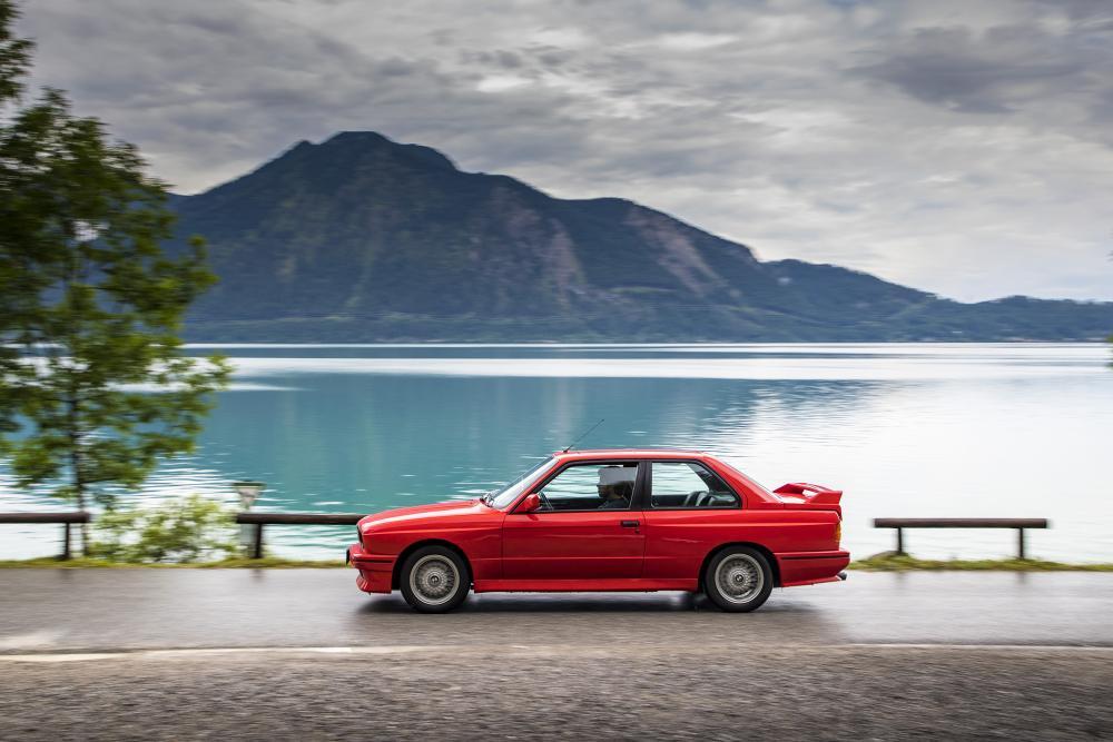 BMW M3 E30 (1986-1993) Седан