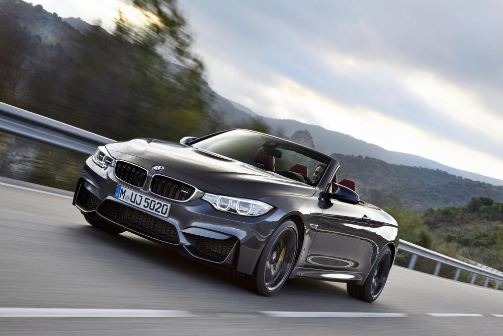 BMW M4 F83 (2014-2020) Кабриолет