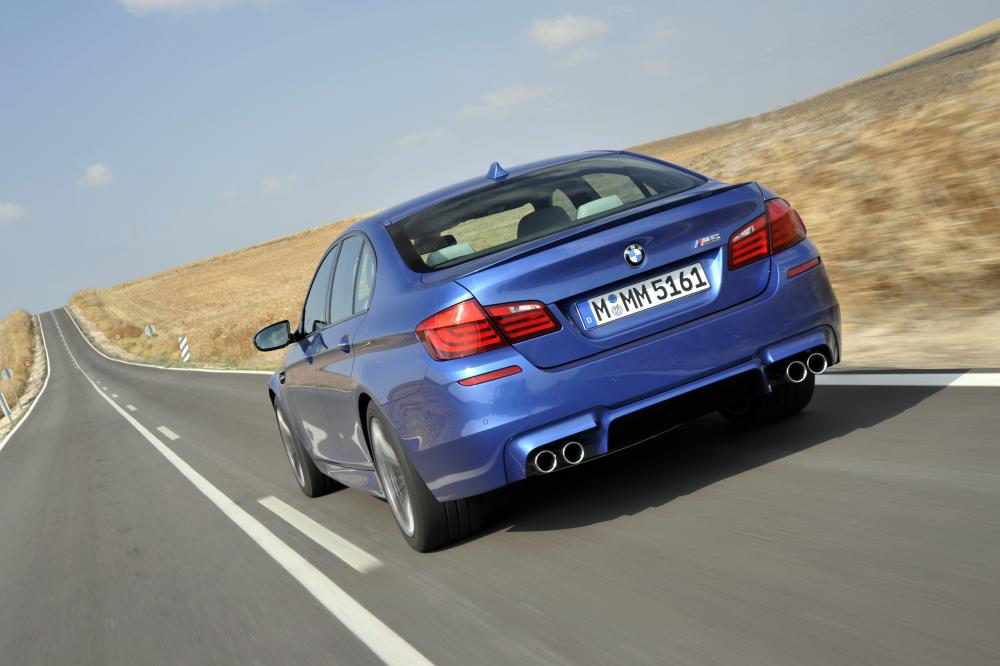 BMW M5 F10 (2011-2013) Седан