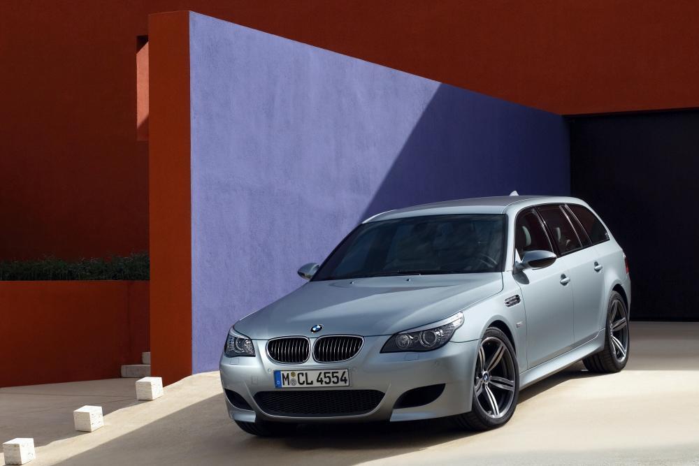 BMW M5 E61 (2007-2010) Touring универсал