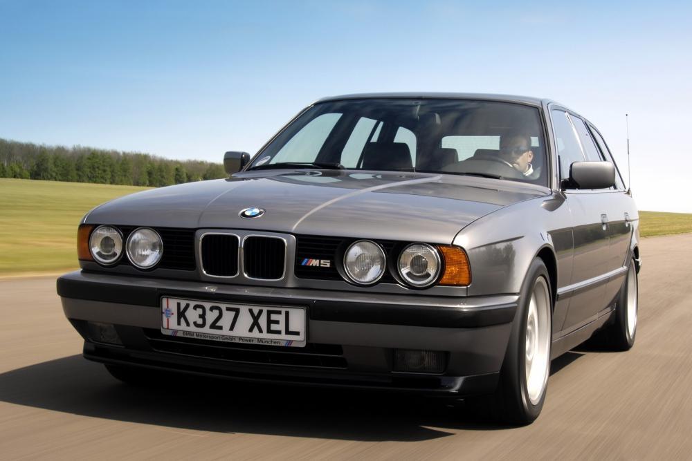 BMW M5 E34 (1992-1995) Touring универсал