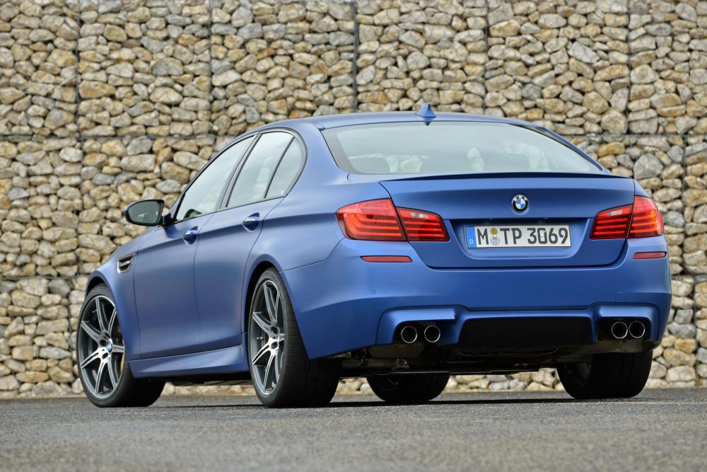 BMW M5 F10 [рестайлинг] (2013-2016) Седан