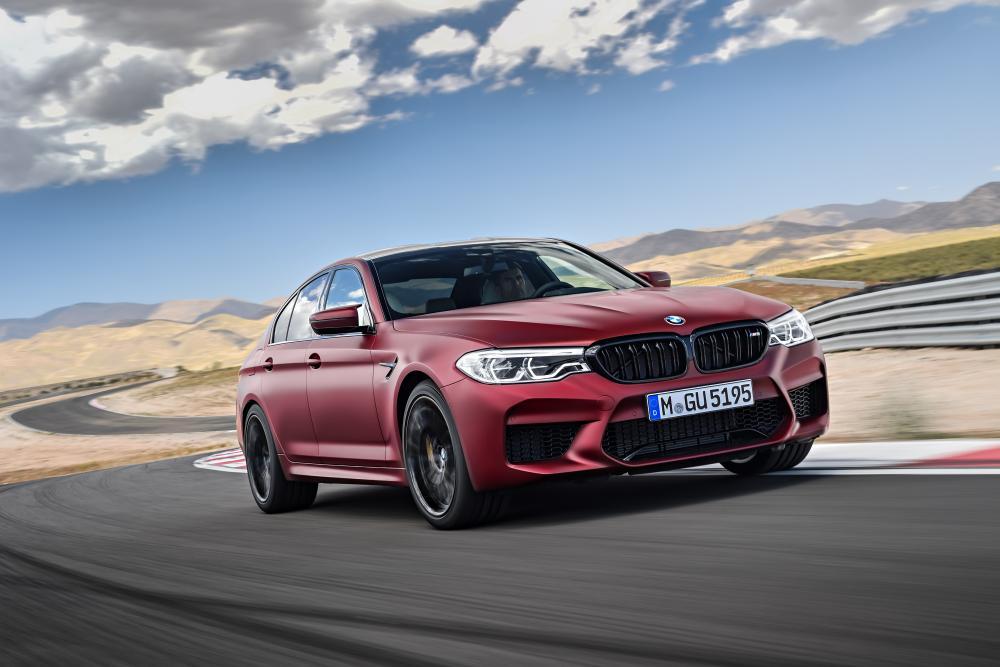 BMW M5 F90 (2017-2020) Седан