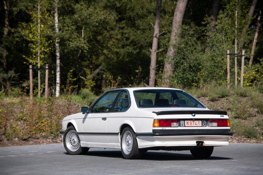 BMW M6 E24 (1983-1989) Купе